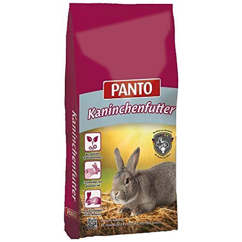 Panto Kanin Kaninchenfutter für Zucht 25 kg