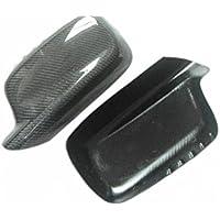 Carbon Fiber Mirror Covers For BMW 3 Series Coupe E46 1999-2006 318ci 320ci 323ci 325ci 328ci 330ci