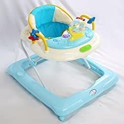Andador para bebé, diseño estrella Azul. Andador de actividades o tacatá
