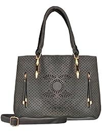 Suprino Designer Trendy Shoulder Bag PU Handbag For Girl/women