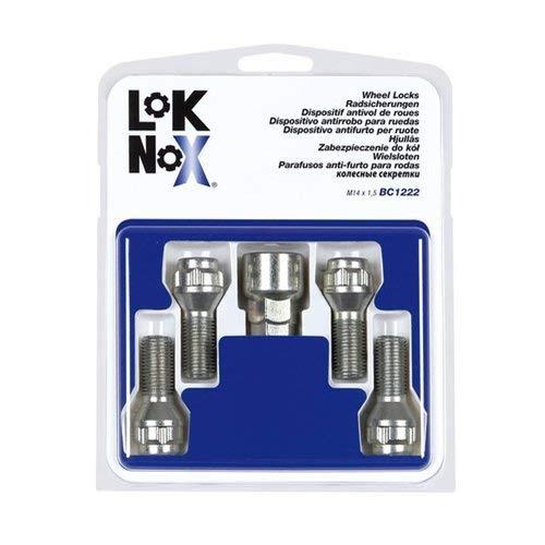 FRD-KGA-MK1 /Écrous de roue de blocage STILBLOCK Heyner 980//5 M12x1,5