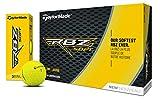 TaylorMade Rbz Balle de Golf Souple, Mixte, M7163901, Jaune, One Dozen