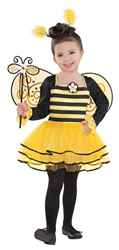 Costume pour fille - Ballerine abeille - Taille 3-4 ans
