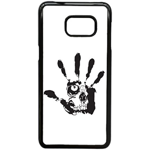 Custom personalized Case-Samsung Galaxy S6 Edge Plus-Phone Case skull logo Design your own cell Phone Case skull