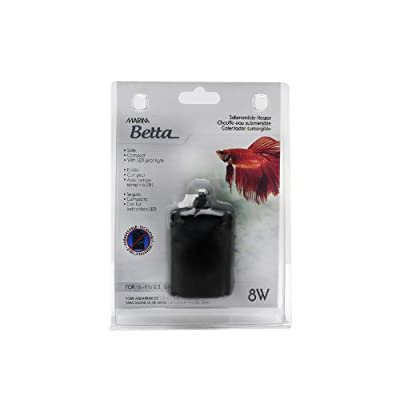 MARINA Chauffage submersible Betta - 8 W - Pour aquarium from Marina