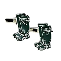 Wellington Boots Cufflinks (X2AJ121)