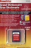Franklin Bookman SD (BFE-500857) Larousse Grand Dictionnaire Francais / Espagnol, 1 SD-Karte Für BOOKMAN SD, Handhelds mit Palm, Windows mobile, Symbian OS und SD-Slot