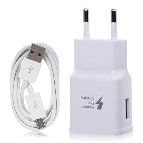 Original BLITZ Schnell Samsung Ladegerät USB Daten Ladekabel Samsung Galaxy S7 Edge SM-G935F