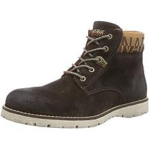 Napapijri Trygve - botas de caño bajo de cuero hombre