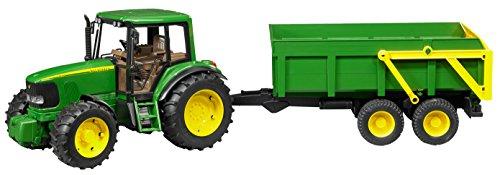 Bruder 2058 - Tractor John Deere con...
