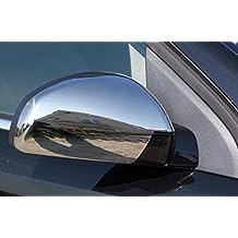 Opel Vectra C – Signum cromo espejo (tapas) Acero Inoxidable