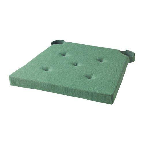 Ikea Justina - Cuscino per Sedia, Verde