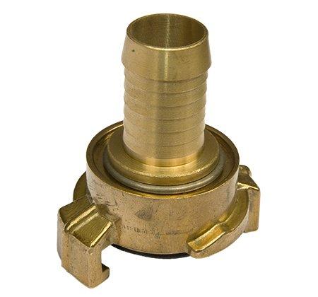 """Preisvergleich Produktbild Schnellkupplung 19 mm 3/4"""" mit drehbarer Tülle (System Geka)"""