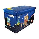 Baby Grow Children Storage Box Folding S...