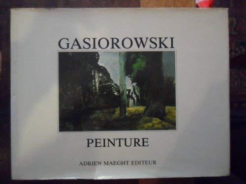 GASIOROWSKI - PEINTURE por Michel ENRICI