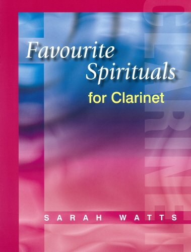 Favourite Spirituals : for clarinet