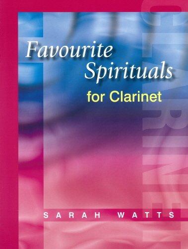 Favourite Spirituals : for clarinet