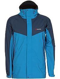 Mens Sprayway Spark Packable Jacket In Blue