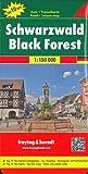 Foresta Nera 1:150.000: Toeristische wegenkaart 1:150 000