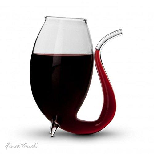 Portwein Glas - Handgeblasene Trinkglas Traditionelle Portugal - 2 Gläser