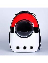 f6965a57ed Zaino per animali domestici, Portamaterie portatili Traspiranti Zaino per  animali da viaggio Zaino spaziale Capsula
