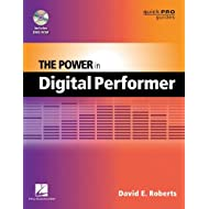 Hal Leonard The Power In Digital Performer Book/DVD-ROM