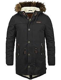 INDICODE Polar - Giacca invernale da Uomo, taglia:XL;colore:Black (999)