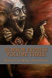 Horror Express Volume Three
