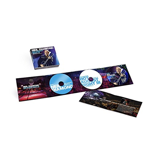 Hot August Night III (2cd+Bluray)
