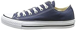 Converse Chuck Taylor All Star, Unisex-adult's Sneakers, Blue (Navy) (Navy), 7 Uk (40 Eu)