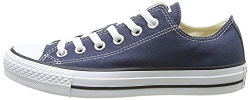 Converse Chuck Taylor All Star Core Ox, Zapatillas Unisex, Azul (Navy/White), 38 EU (5.5 UK)