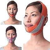 Máscara Mascarilla de Delgado Elevación Barbilla Anti Arrugas Cara Mejilla Correa