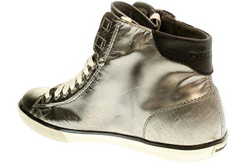 Diesel BEACH PIT W - Damen Schuhe Sneaker - Y01160 PO706 Grau