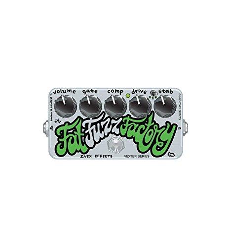 zvex Fat Fuzz Factory Vexter–efecto para guitarra–Stock B