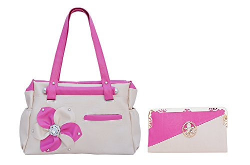 Regalovalle Women's Handbag (Cream,Lb-12)