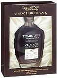 Tomintoul Vintage Single Sherry Cask Whisky mit Geschenkverpackung 1977 (1 x 0.7 l)