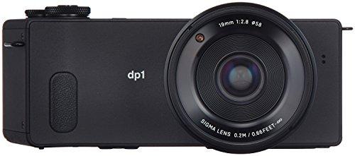 Sigma dp1 Quattro Digitalkamera (39 Megapixel, 7,6 cm (3 Zoll) Display, SD-Slot, USB 2.0) schwarz