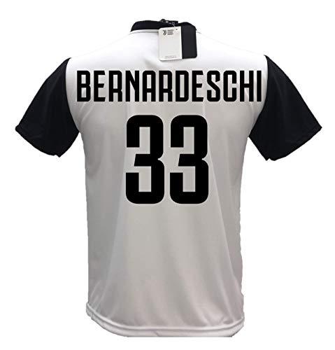 2c34f41e4 Maglia Calcio Juventus Bernardeschi 33 Replica Autorizzata 2018-2019  bambino (taglie 2 4 6