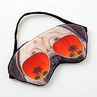 Schlafmaske für Männer und Frauen, kreative Tierschutzbrille, D preisvergleich bei billige-tabletten.eu