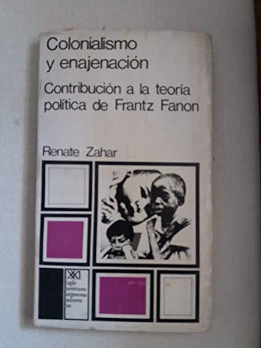 Coloniaismo y enajenación ( 1972 )