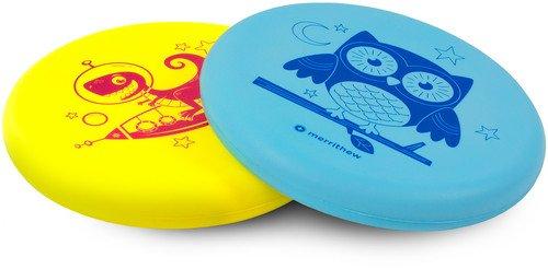 Flying Schaumstoff Disk für Kinder 2Stück (Balance Discs Für Kinder)