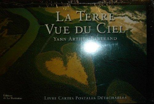 Terre vue du ciel, livre cartes postales 1  serie (la) par From Editions de La Martinière