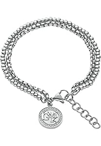 GMK Collection By CHRIST Damen-Armband Edelstahl 26