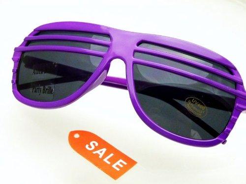 3 STRIPS! Brille Partybrille NERD (Kostüm Zensur)