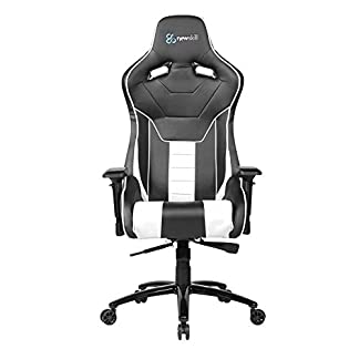 Newskill Kuraokami – Silla gaming, color blanco