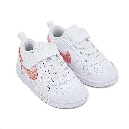 Nike court borough low tdv scarpe sportive bambina (26)