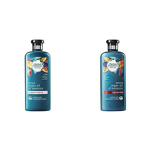 Herbal Essences Argan Oil of Morocco Set: Shampoo 400 ml + Conditioner, 400 ml