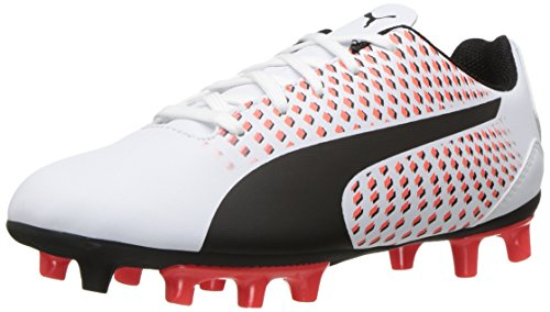 10PUMA Kids' Adreno Iii FG Football Shoes