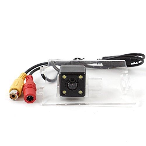 kunfine HD Auto Kamera für Jeep Compass/Liberty 2011Kamera Reverse Backup Kamera Einparkhilfe Kamera Nachtsicht LED-Licht wasserdicht