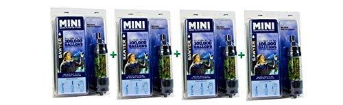 Sawyer Mini Wasserfilter Limited Edition Outdoor Camping Trekking Wasserfilter Wasseraufbereitung (4-er Set Camouflage)